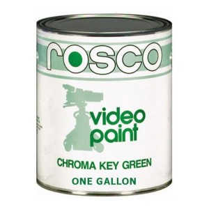 Rosco Chroma Key Matte Green Paint